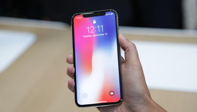 Apple da lam ra chiec iPhone X nhu the nao? hinh anh