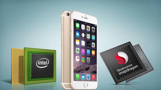 iPhone khong dung chip Qualcomm, tham hoa cho Apple hinh anh 2