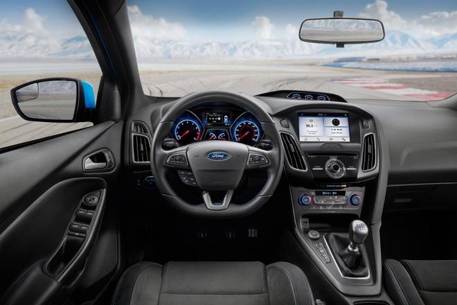 Ford Focus 2018 ro ri thong tin hinh anh 10