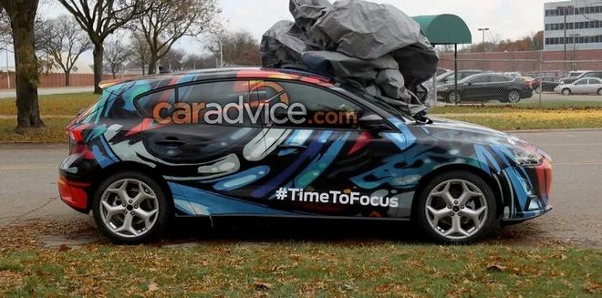 Ford Focus 2018 ro ri thong tin hinh anh 1