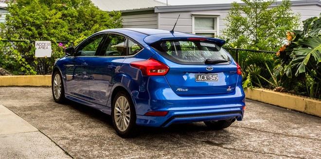 Ford Focus 2018 ro ri thong tin hinh anh 8