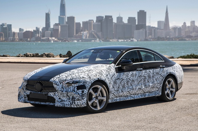 Mercedes-Benz CLS 2019 he lo thiet ke doc nhat hinh anh 6