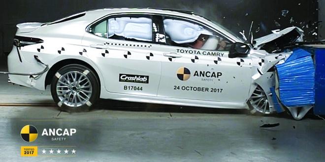 Toyota Camry 2018 ra mat tai Australia: Thiet ke manh me hon hinh anh 10