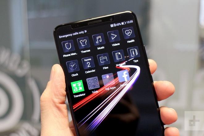 Huawei Mate 10 Pro sieu sang dat gap nhieu lan iPhone X hinh anh