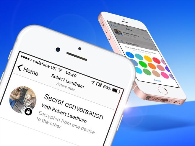 Nhung tinh nang khong ngo cua Facebook Messenger hinh anh 2