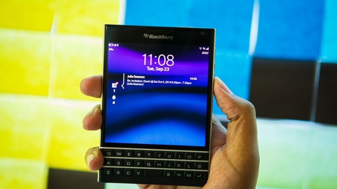 BlackBerry khai tu kho ung dung, chuyen toan bo sang Android hinh anh