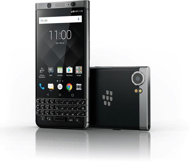 BlackBerry khai tu kho ung dung, chuyen toan bo sang Android hinh anh 1