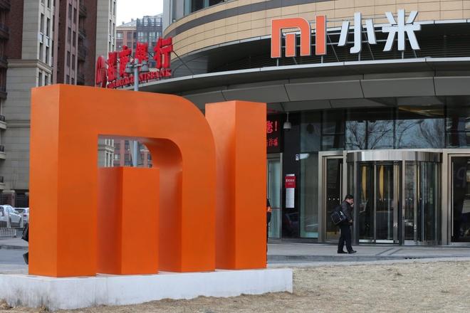 Xiaomi va cu guong day day ngoan muc hinh anh