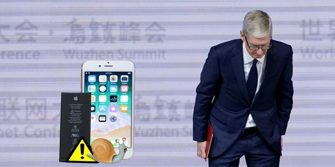 Nhin tu scandal cua Apple: Nguoi dung chi la con roi? hinh anh