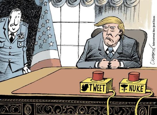 Ly do Twitter khong chan tai khoan Donald Trump hinh anh 1