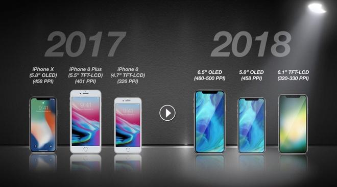 Nhung san pham Apple se trinh lang trong nam 2018 hinh anh 1