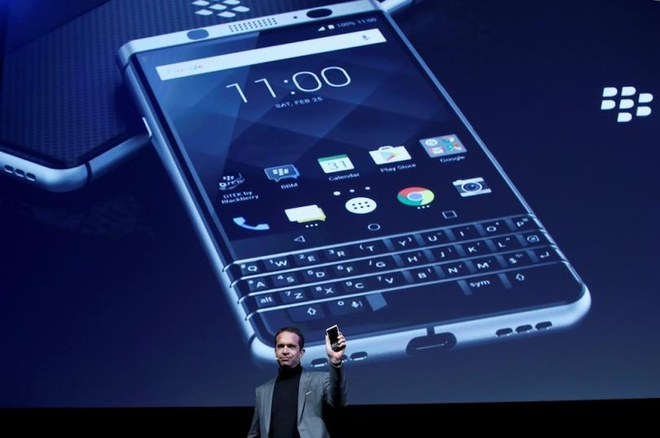Se co them hai mau smartphone BlackBerry moi nam nay anh 1