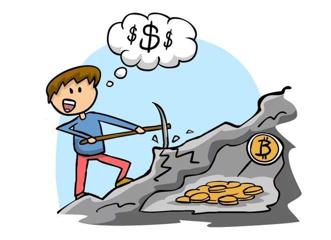 The gioi da 'dao' 80% Bitcoin hinh anh