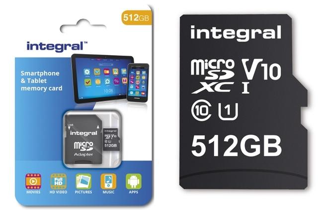 The nho 512 GB dau tien the gioi cho smartphone hinh anh
