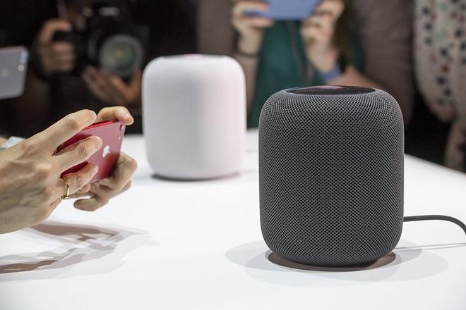 Apple HomePod: Am thanh tot, dat do va chua thong minh hinh anh