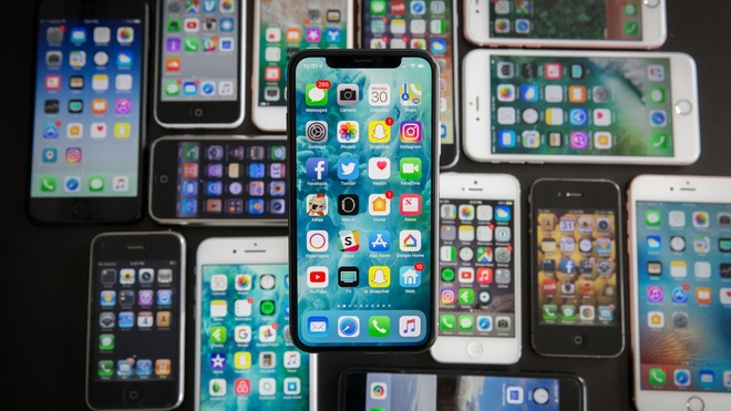 iPhone X ban kem, Apple cat mot nua luong san xuat hinh anh
