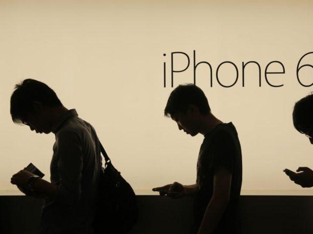 Bo Tu phap My dang dieu tra Apple hinh anh 1