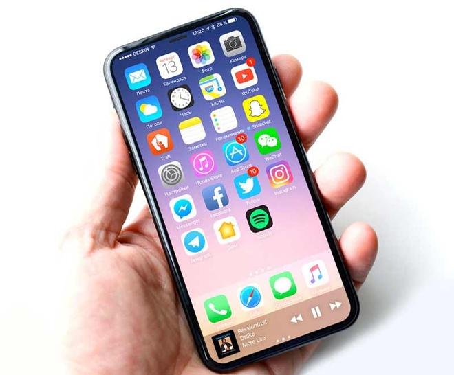 iPhone 8 khong tich hop cong nghe PWM hinh anh