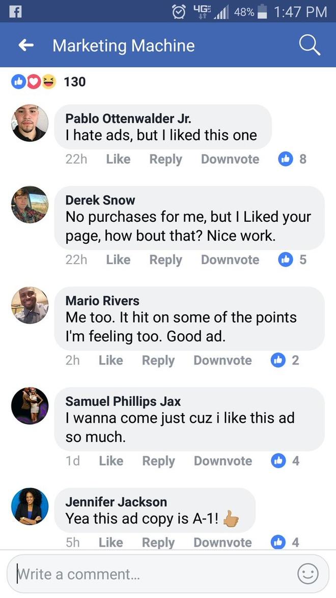 Xuat hien nut tuong tu dislike tren Facebook hinh anh 1