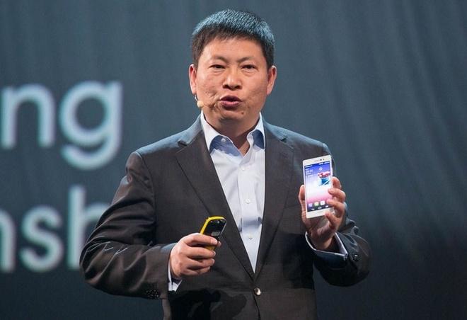 Huawei: 'Se chi con ba cai ten smartphone song sot' hinh anh