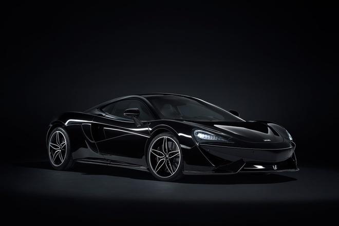McLaren 570GT ra mat phien ban gioi han 100 chiec hinh anh