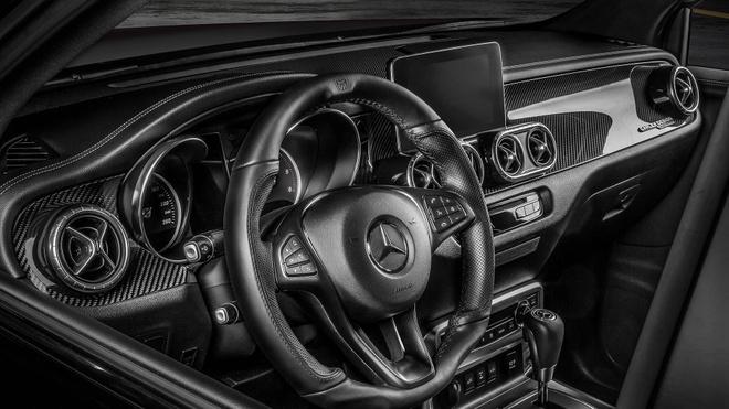 Mercedes X-Class bui bam hon voi goi do tu Carlex Design hinh anh 3