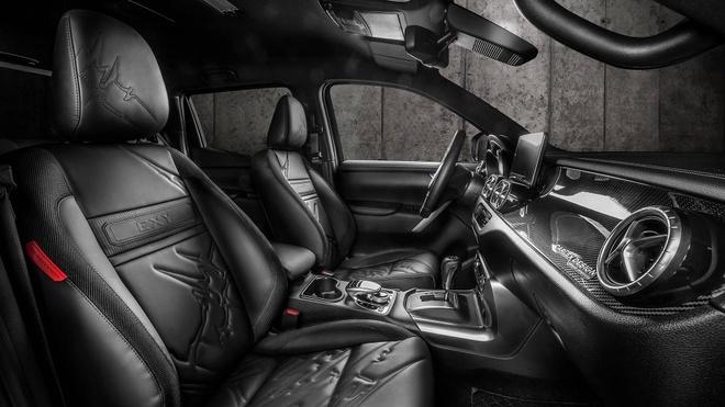 Mercedes X-Class bui bam hon voi goi do tu Carlex Design hinh anh 4