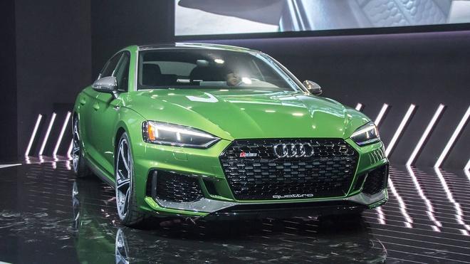 Audi RS5 Sportback ven man voi dong co sieu manh hinh anh