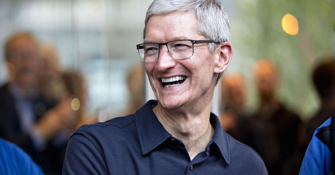 Tim Cook khoe iPhone an toan hon dien thoai Android hinh anh