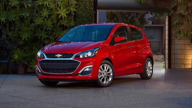 Chevrolet nang cap Malibu,  Cruze,  Spark 2019 anh 3