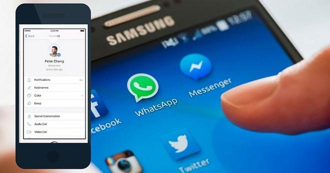 Facebook quet tin nhan trong Messenger anh 1