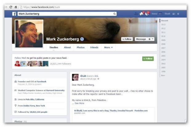 Facebook bi mat xoa vet tich tin nhan Zuckerberg gui di hinh anh 2