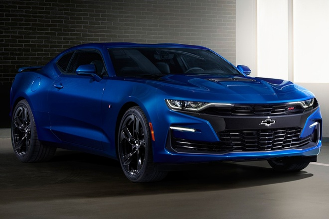 Chevrolet Camaro 2019 lo dien voi thiet ke an tuong hinh anh 1