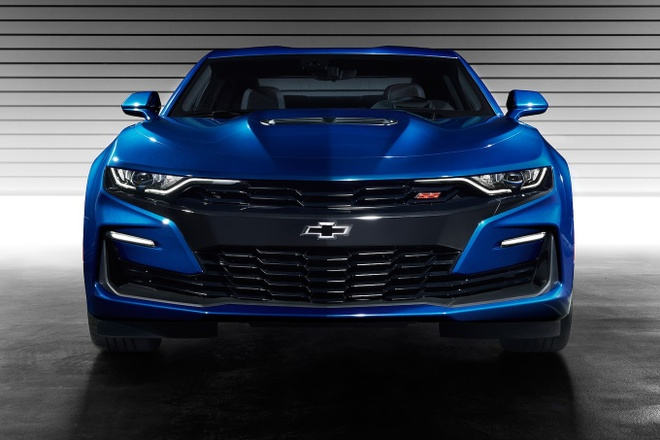 Chevrolet Camaro 2019 lo dien voi thiet ke an tuong hinh anh 2