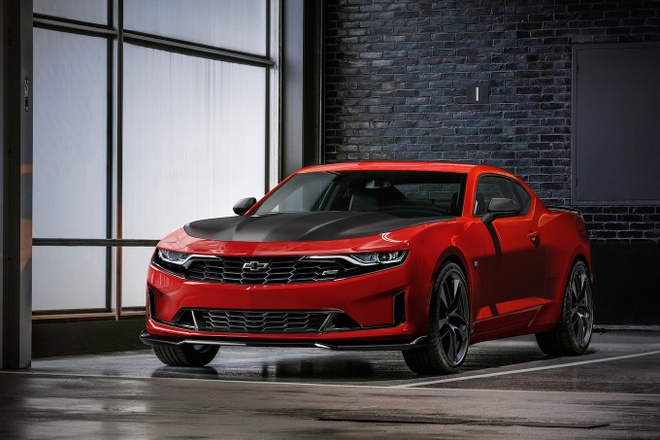 Chevrolet Camaro 2019 lo dien voi thiet ke an tuong hinh anh 3