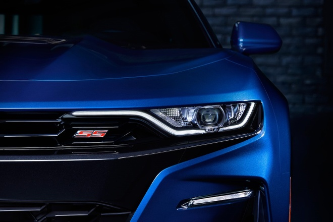 Chevrolet Camaro 2019 lo dien voi thiet ke an tuong hinh anh 7