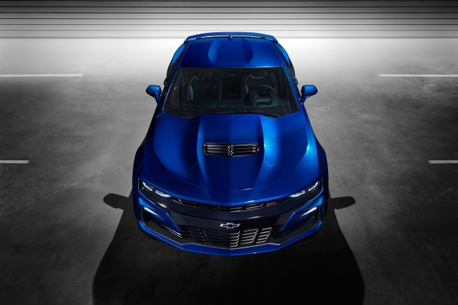 Chevrolet Camaro 2019 lo dien voi thiet ke an tuong hinh anh 8