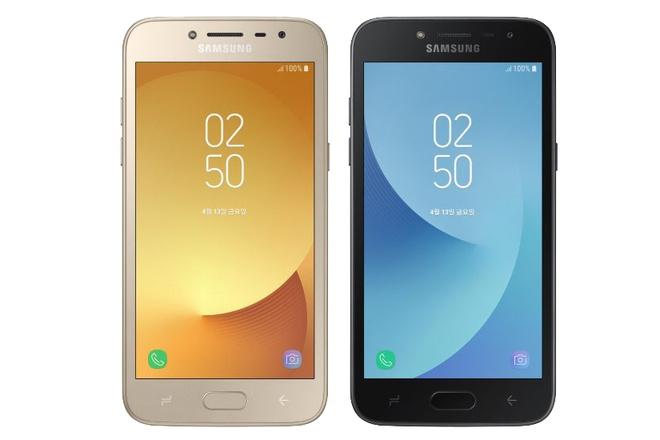 Samsung ra dien thoai 'cuc gach' khong co Internet cho si tu on thi hinh anh