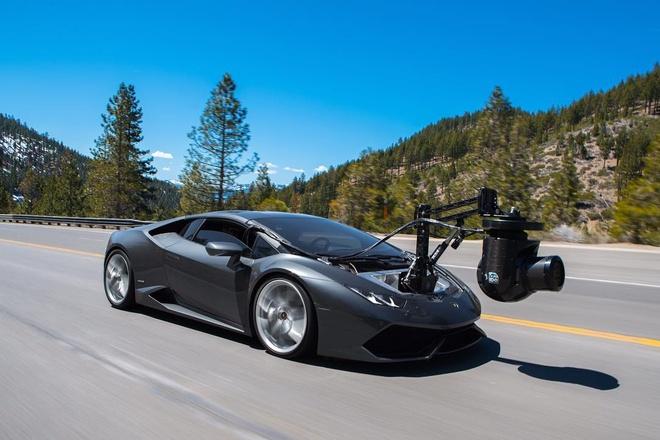 Lamborghini 'Huracam' - camera nhanh nhat the gioi hinh anh