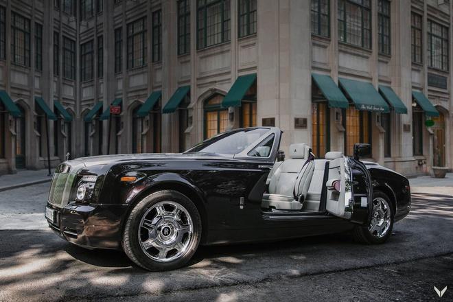 Rolls-Royce Phantom quyen ru voi phien ban 'anh dao' hinh anh