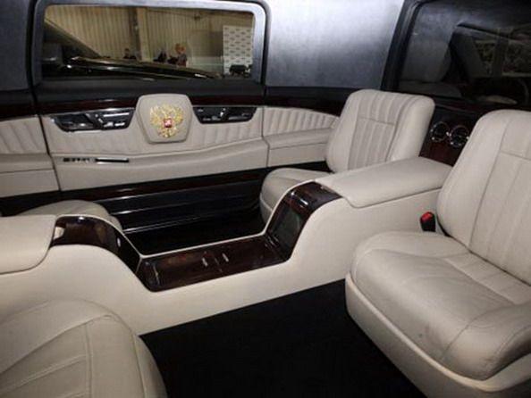 Sieu limousine moi cua ong Putin sap lan banh hinh anh 7