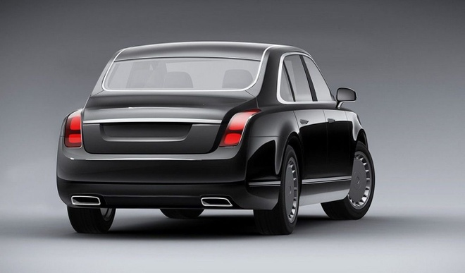 Sieu limousine moi cua ong Putin sap lan banh hinh anh 3