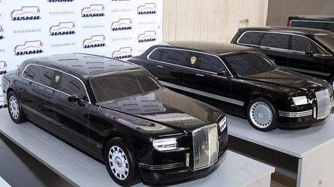 Sieu limousine moi cua ong Putin sap lan banh hinh anh 5