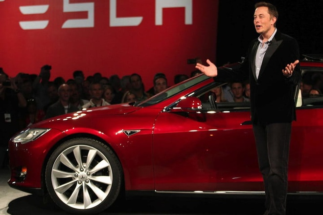 Tesla chay nuoc rut de san xuat 6.000 chiec Model 3 moi tuan hinh anh 2