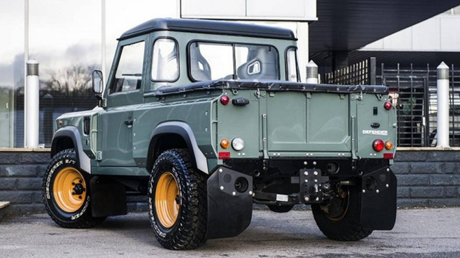 Land Rover ra mat ban tai canh tranh voi Mercedes X-Class hinh anh 3