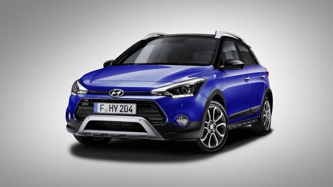 Hyundai nang cap i20, canh tranh Toyota Yaris hinh anh