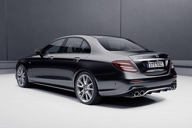 Mercedes-AMG E53 ra mat voi cong nghe lai ban tu dong hinh anh