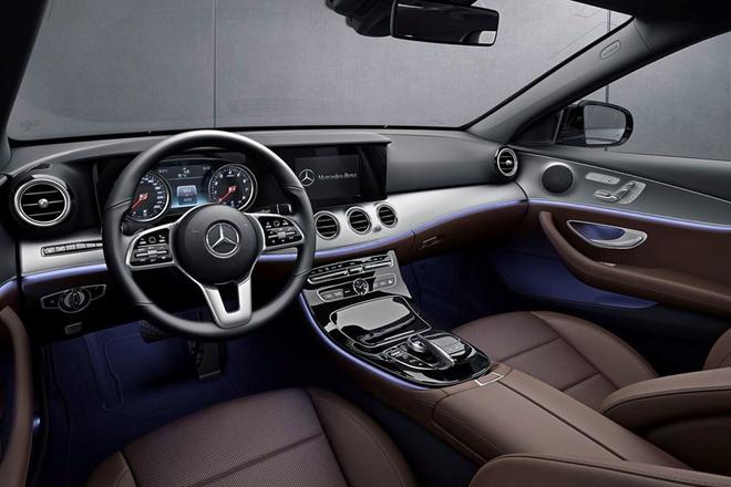 Mercedes-AMG E53 ra mat voi cong nghe lai ban tu dong hinh anh 3