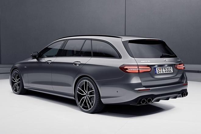 Mercedes-AMG E53 ra mat voi cong nghe lai ban tu dong hinh anh 6