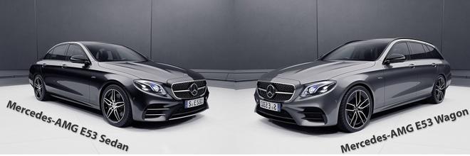 Mercedes-AMG E53 ra mat voi cong nghe lai ban tu dong hinh anh 1